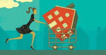 Faire les courses pour vite trouver un logement