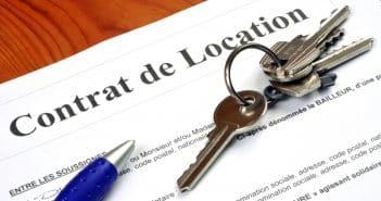 Un contrat de location à signer