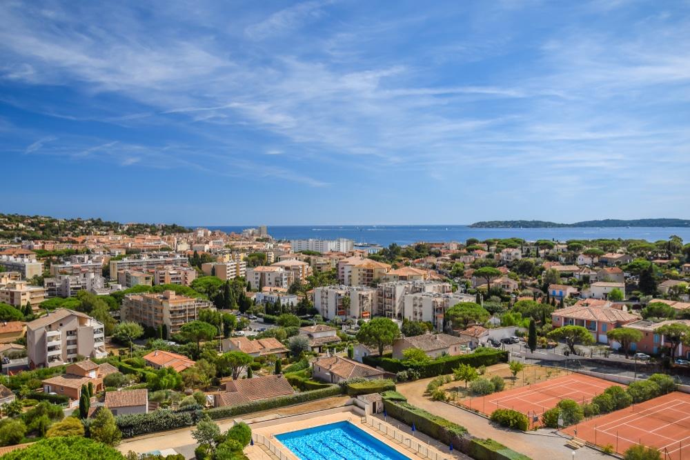 Immobilier centre ville Sainte Maxime