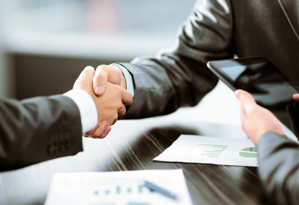 Signer un contrat de prêt