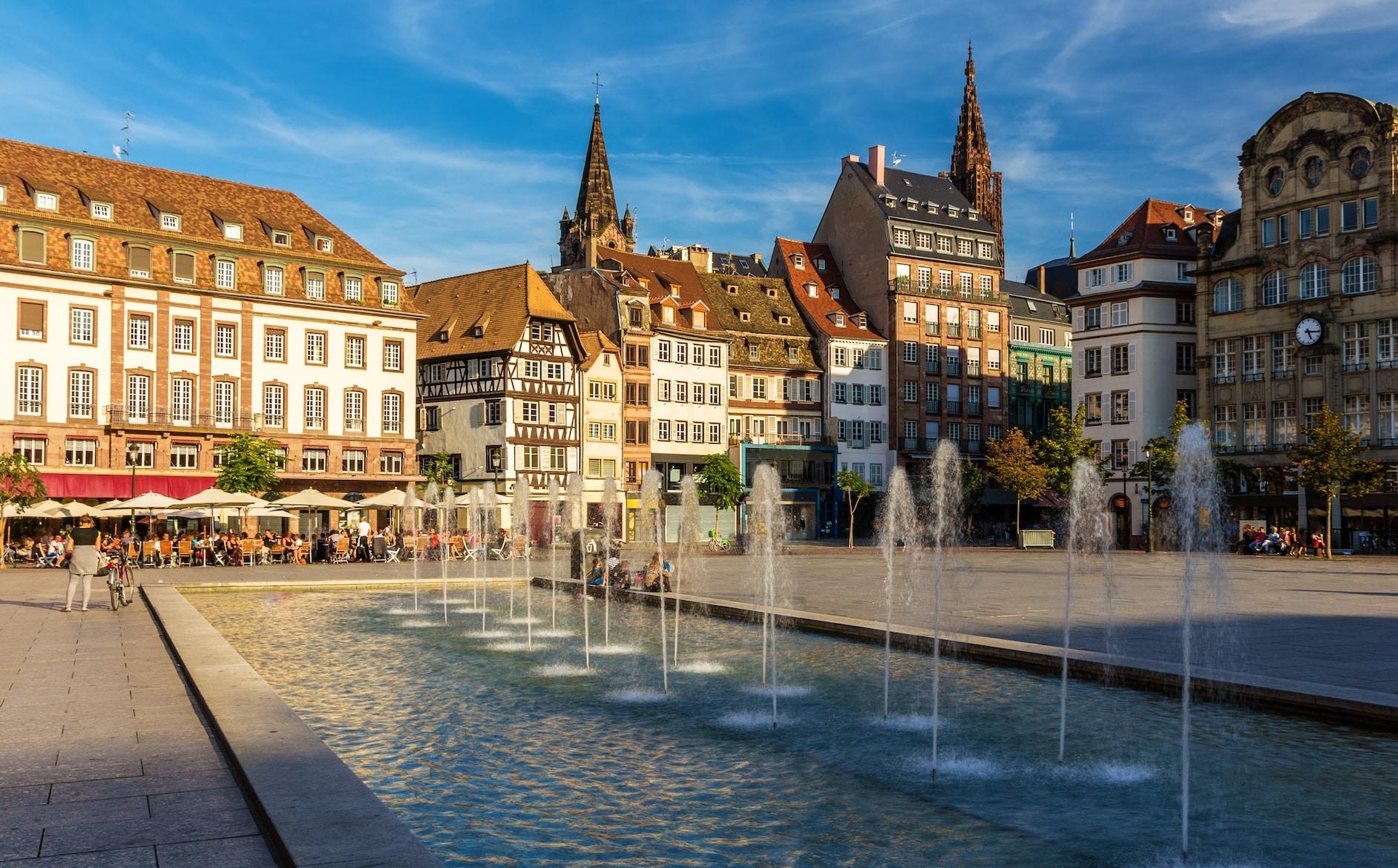 Jouir du neuf à Strasbourg