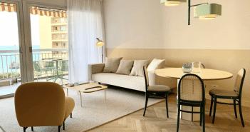 À vendre à Monaco : appartement avec vue mer imprenable