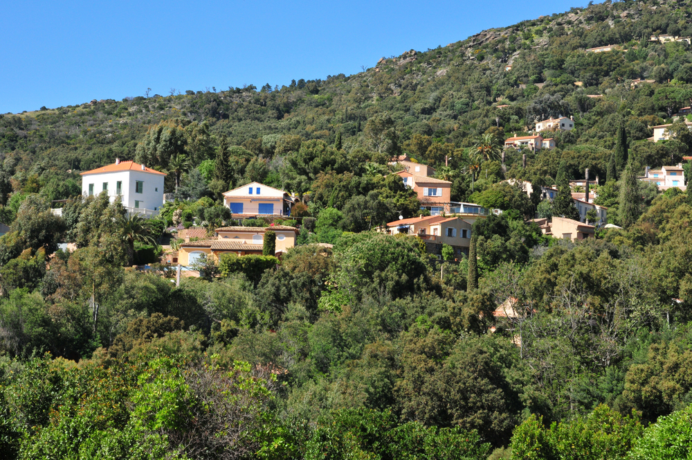 Villas a vendre Rayol-Canadel