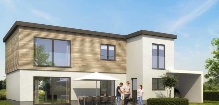 Le concept de maison modulable