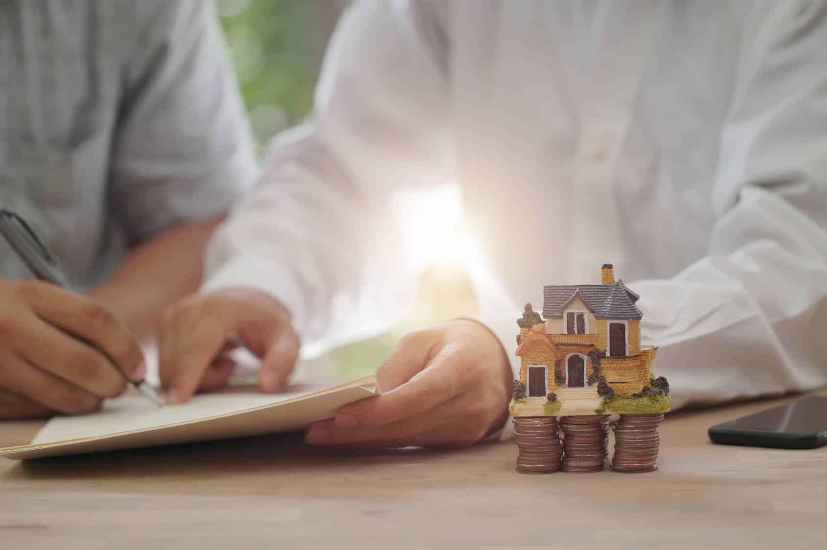Le prêt bancaire immobilier