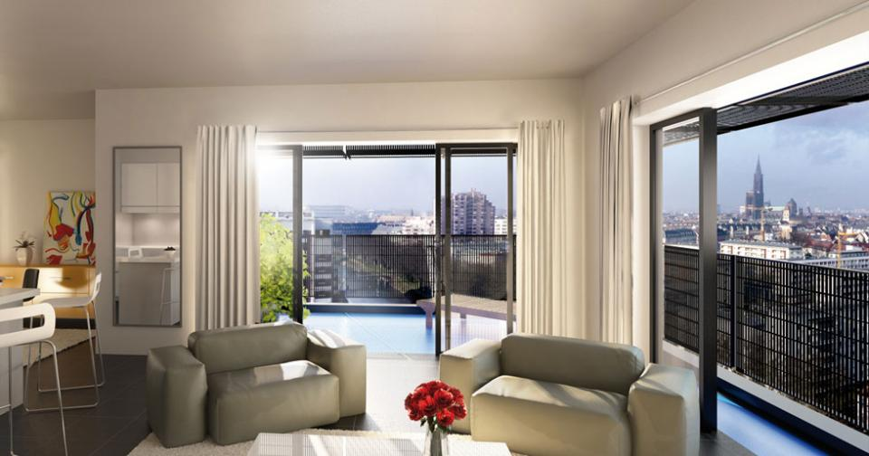 Acheter un appartement neuf roanne nos conseils mon for Neuf appartement