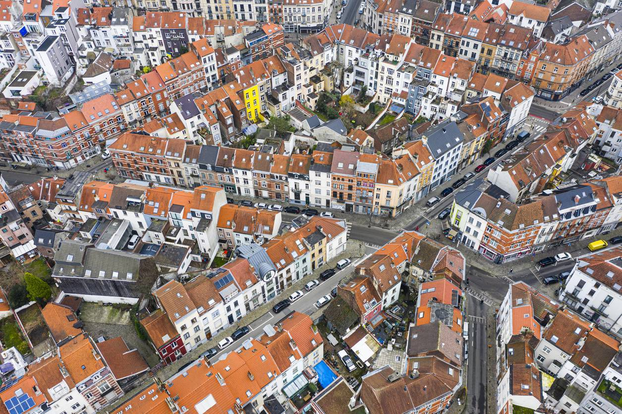 location d'appartement en Belgique