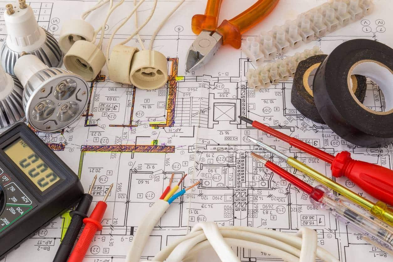 construction normes électriques