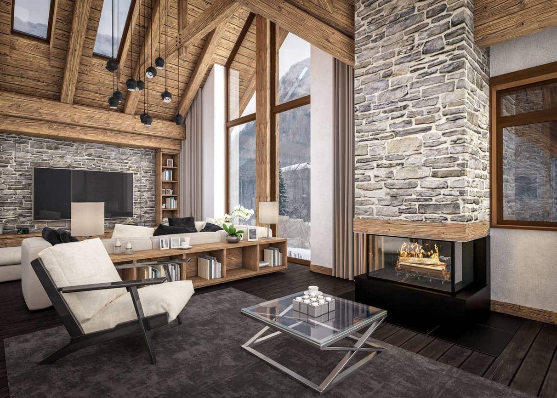 immobilier de montagne investissement chalet maison appartement