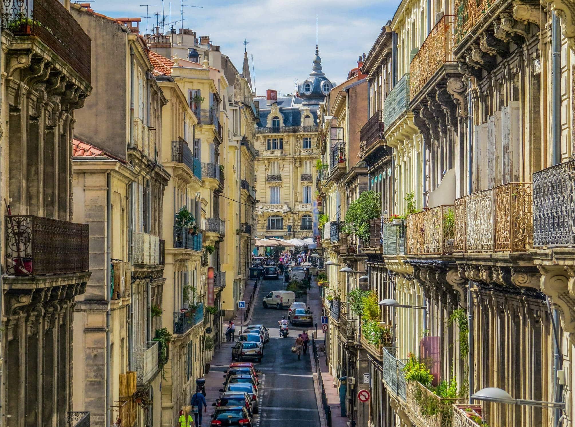 Montpellier, une ville où il fait bon d'investir dans le neuf