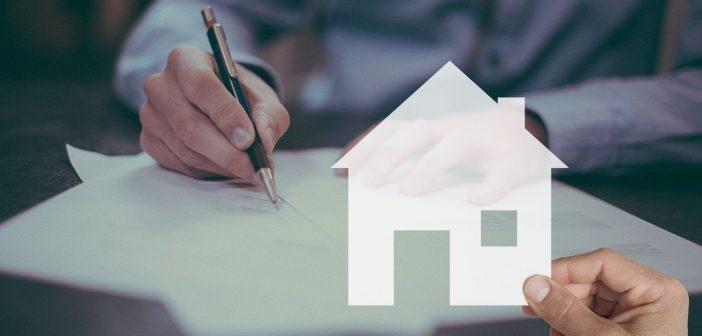 Signature d'un contrat maison