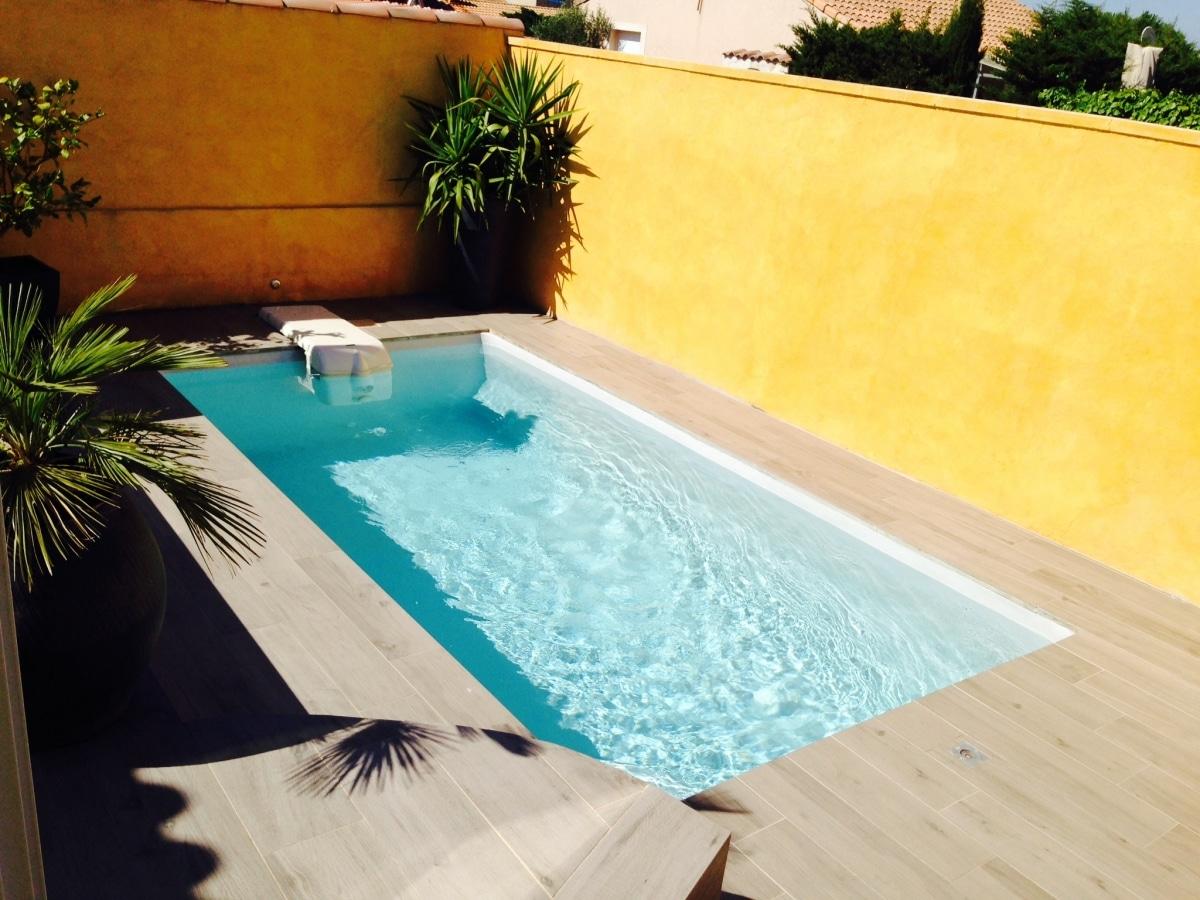 coque piscine 3*5