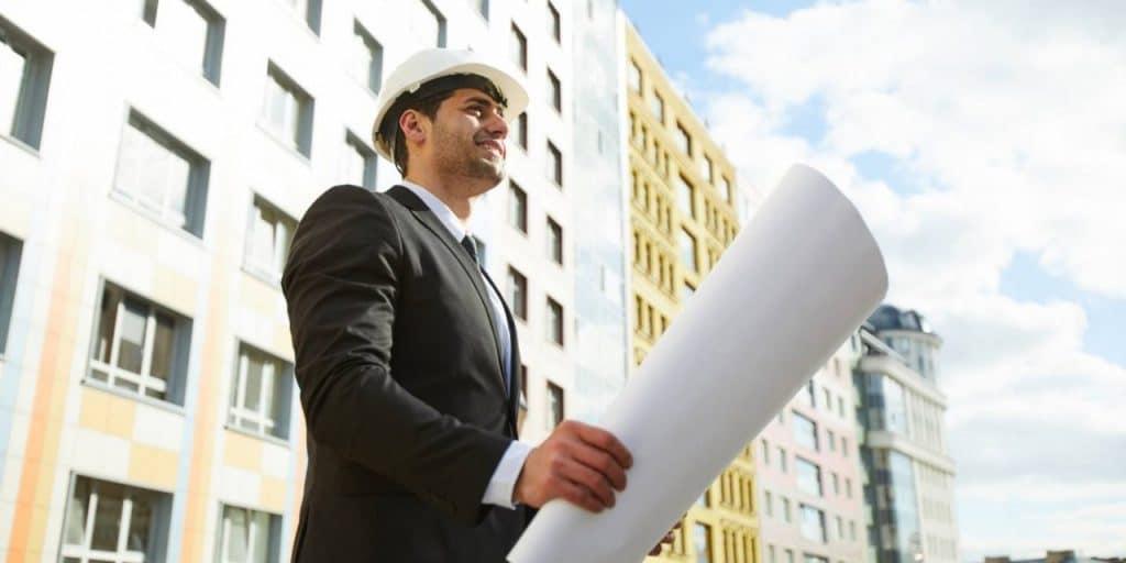 prestation d'un promoteur immobilier