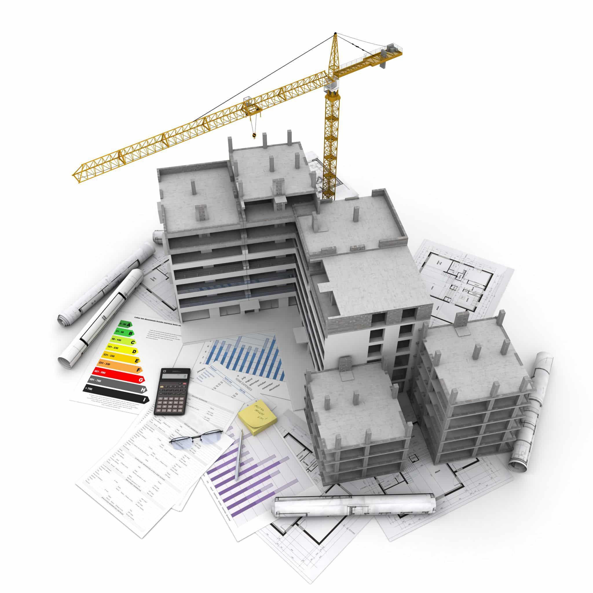 Un projet de promotion immobilière