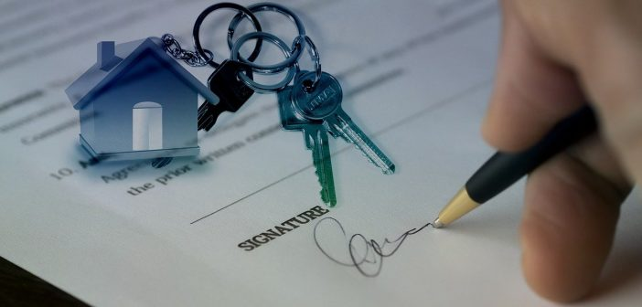 Signature vente maison