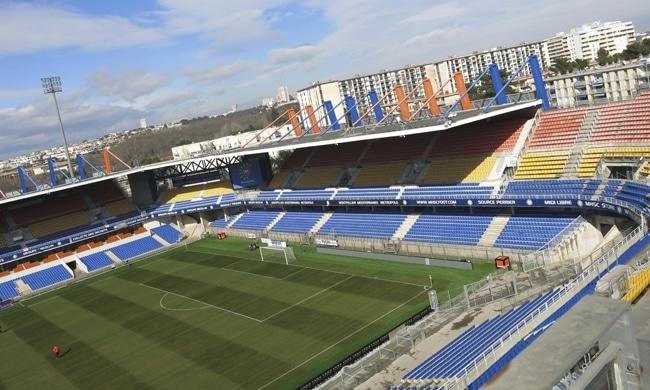 stade de la mosson - la paillade Montpellier