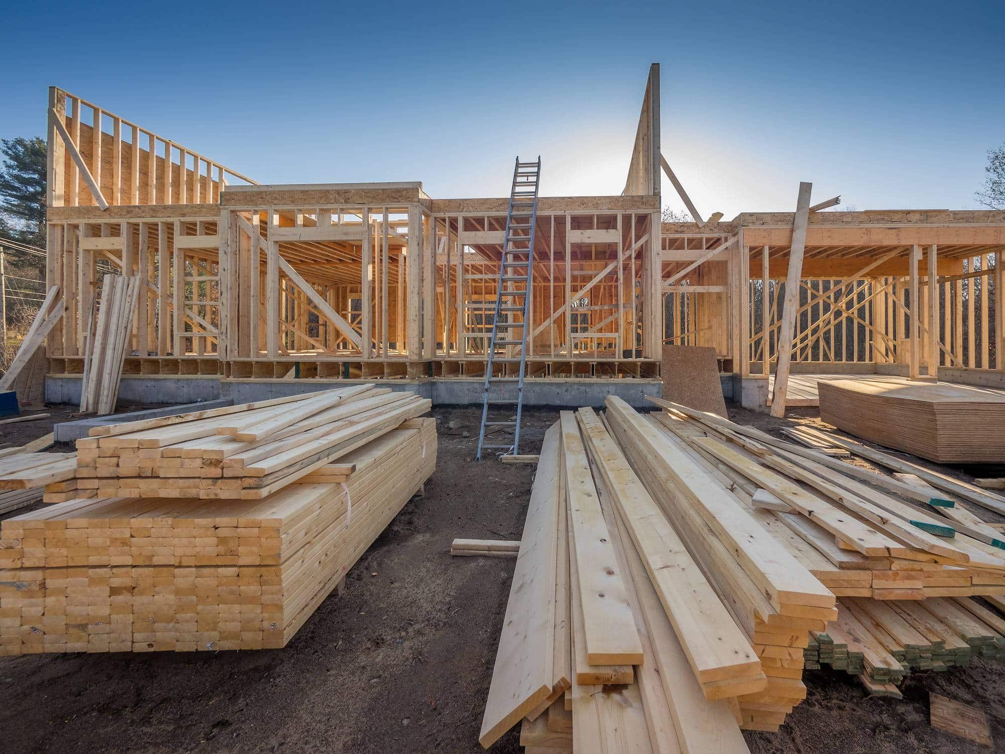 construction écologique maison bois