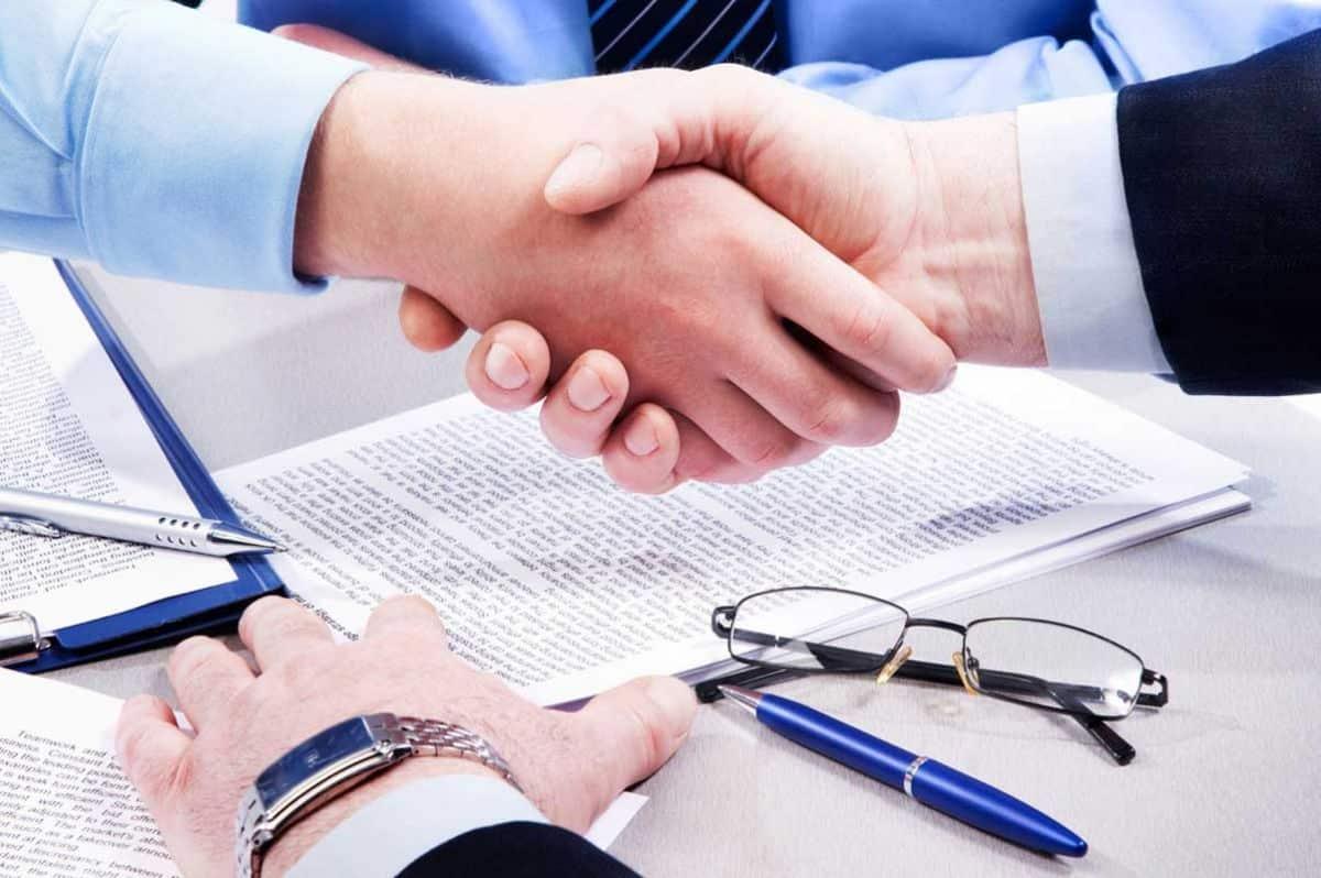 Conclusion d'une transaction immobilière