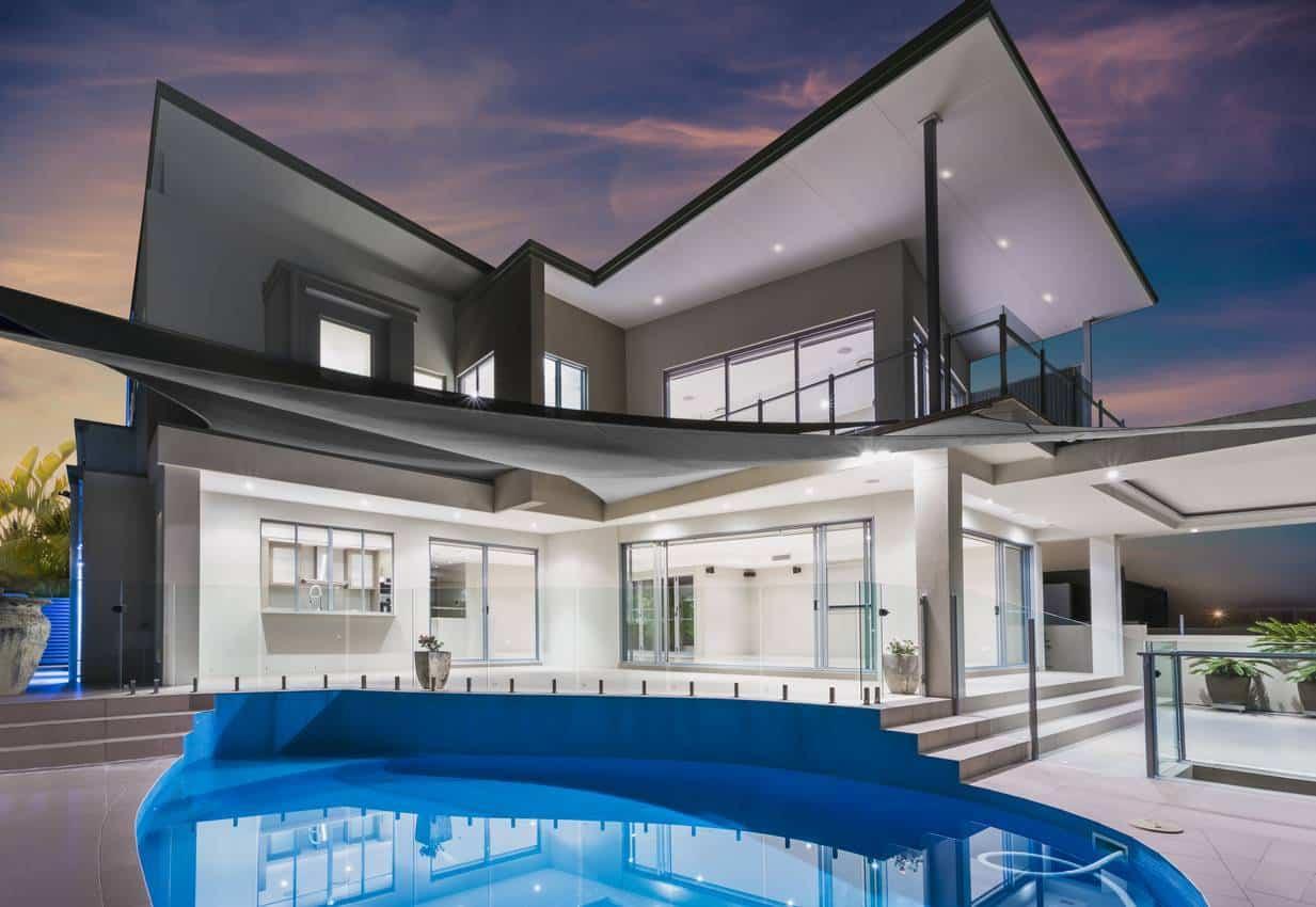 immobilier location villa de luxe