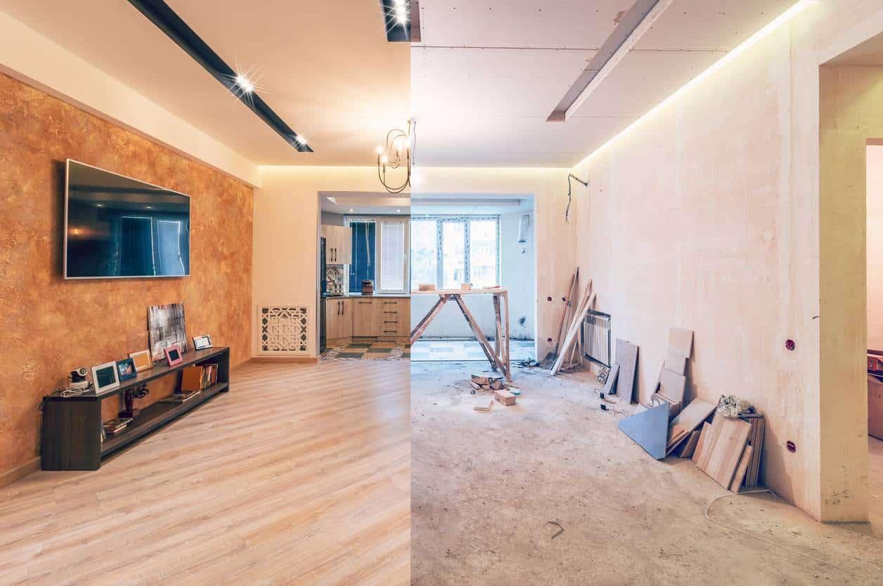 Rénovation d'appartement sur Paris