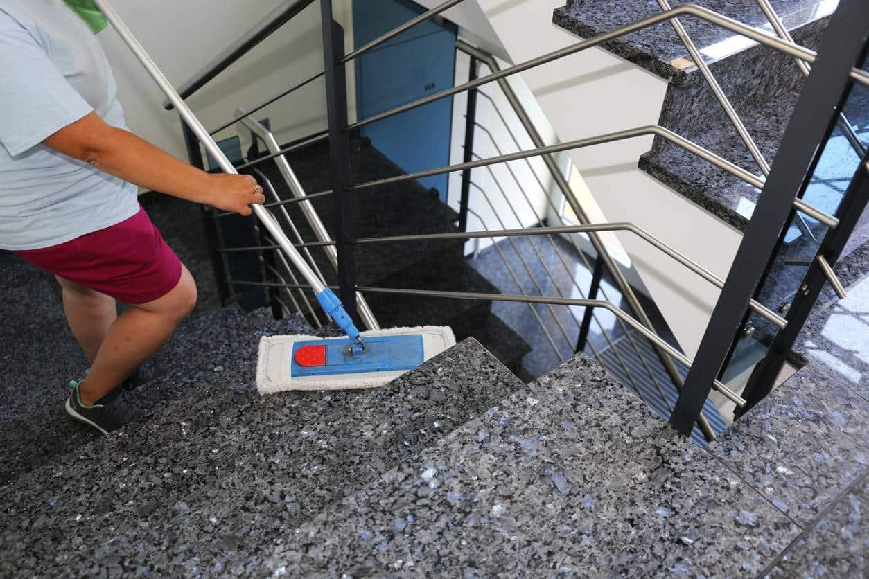 entreprise de nettoyage entretien des parties communes