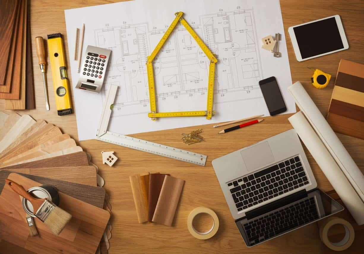 travaux architecte construction immobilier