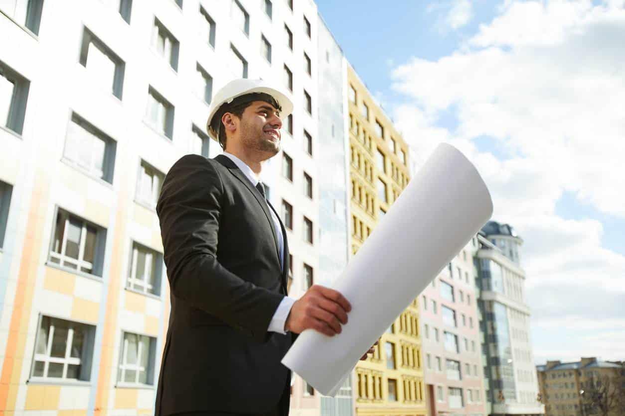 Le promoteur immobilier est le garant de la construction d'un bâtiment.